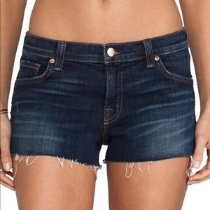 J BRAND CUT OFF SHORTS IN TRIBUTE SIZE 24 Revolve